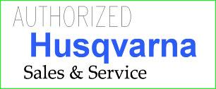 Authorized Husqvarna Sales and Service